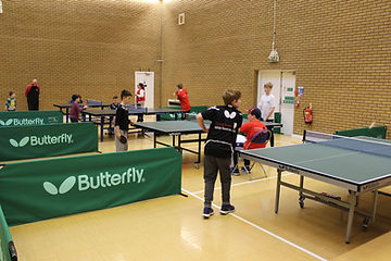 Corby Table Tennis Club, Corby Town TTC, www.corbytownttc.co.uk  Corby ttc