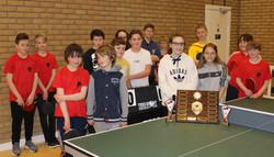 Barratt Homes Junior Tournament '16