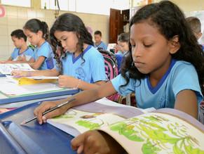 Pará realiza projeto de incentivo à leitura com obra de João Pedro Roriz