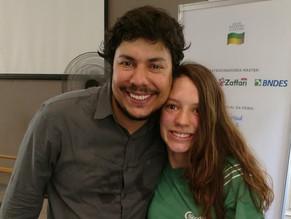 Encontro com fã número 1 em Porto Alegre