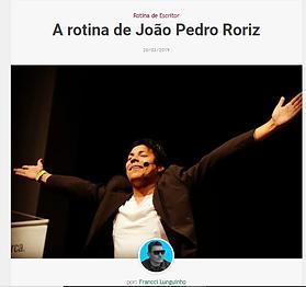 cronicas cariocas 20.3.2019 entrevista r