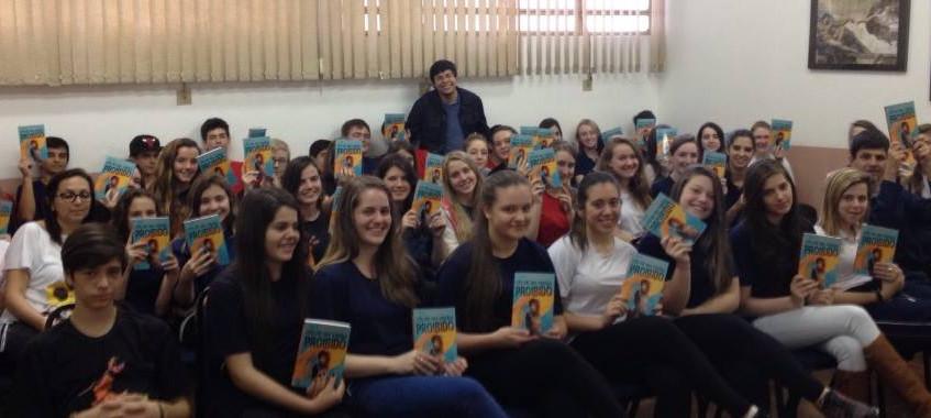 Colegio Duque Sapiranga 09 09 2014 ceu de um verao proibido