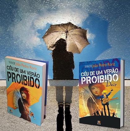 """Coleção """"Céu de um verão proibido"""" (2 livros)"""