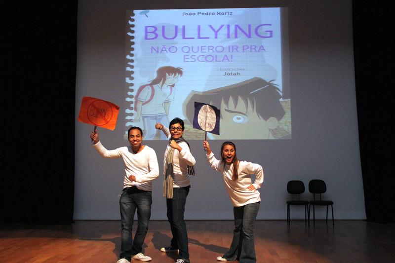Bullying nao quero ir pra escola