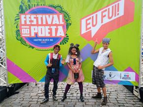 FLIPO ganha apresentação de teatro sobre bullying