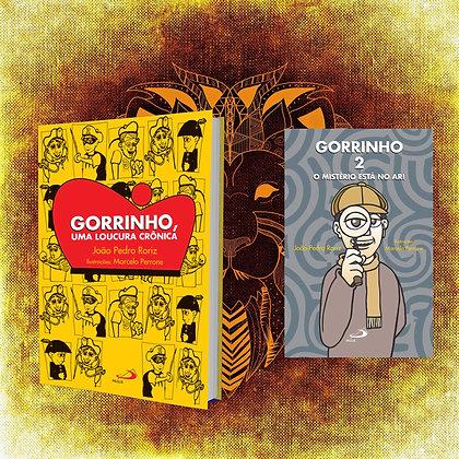 Coleção do Gorrinho (2 livros)