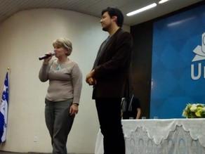 Formação para professores em Curitibanos - SC