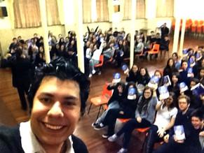 Colégio Maria Auxiliadora: sempre um encontro de almas!