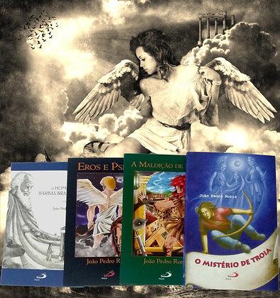 Coleção Mitológica (4 livros)