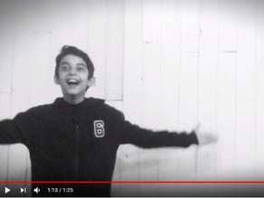 Alunos da escola municipal Tancredo Neves postam vídeos sobre o Gorrinho na Internet