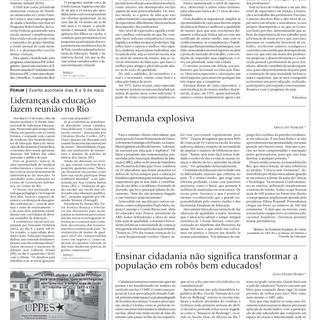 Folha - Educação