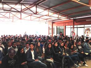 Escola Dorneles Fontoura faz festa para a literatura passar.