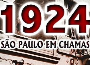 Crítica - 1924 - São Paulo em chamas