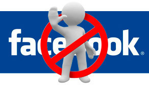Filhos bloqueiam os pais no Facebook