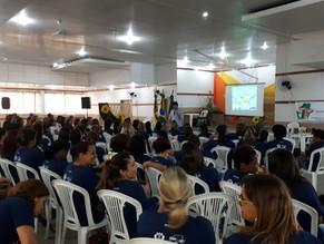 Jornada Pedagógica em Palmares do Sul