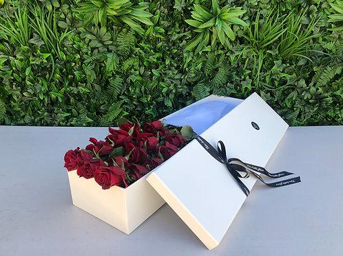 Amore - 12 Long Stem Roses