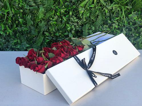 Amore - 18 Long Stem Roses
