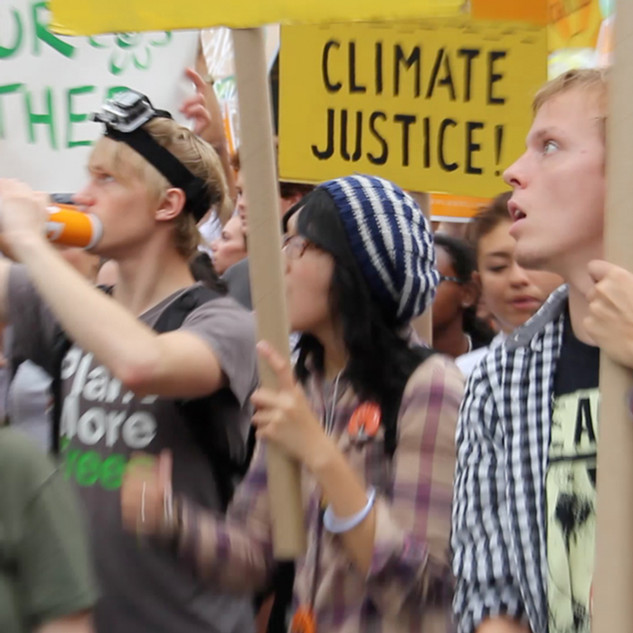 Climate Change March NYC (2014)