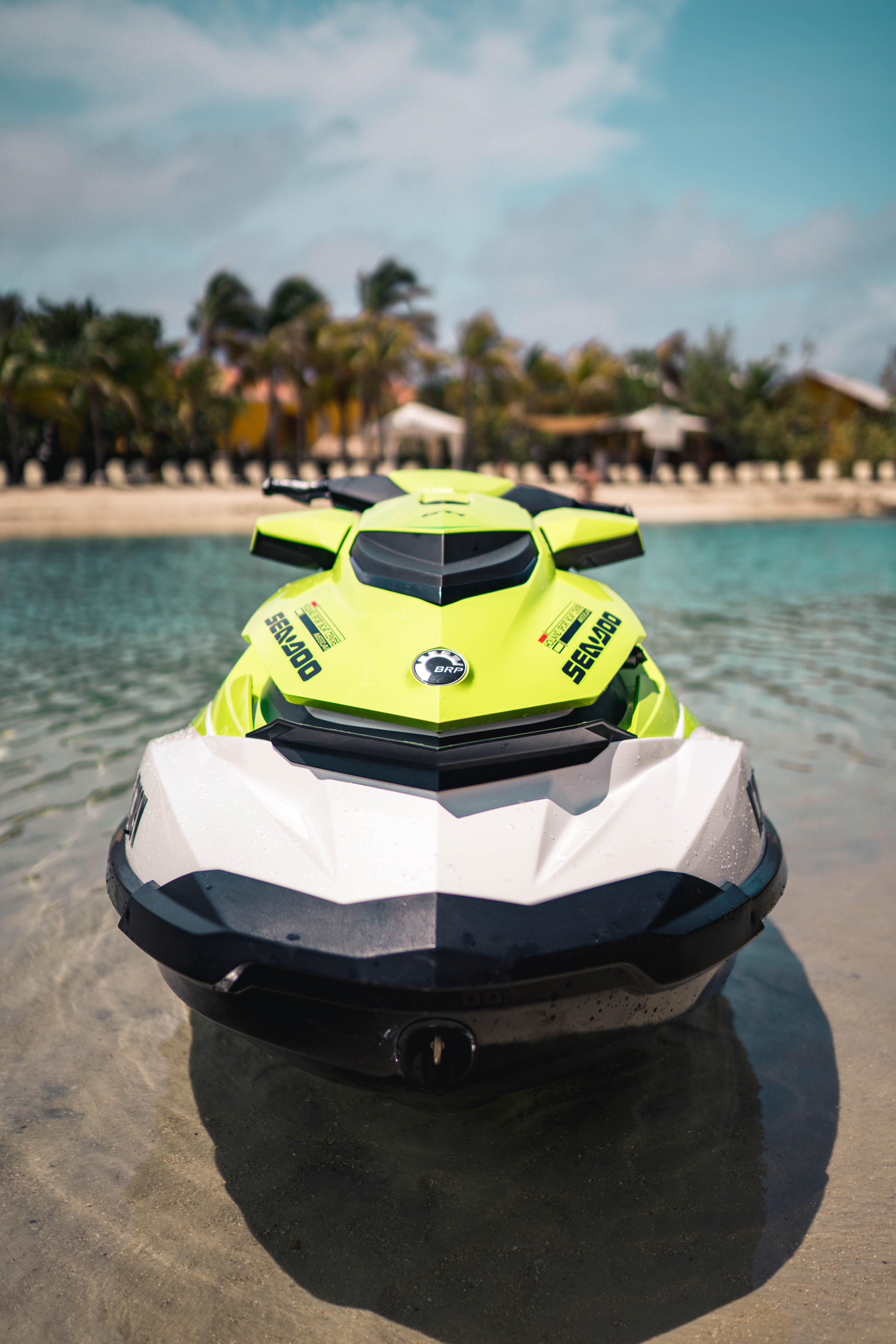 Chill Ride 4 Jetskis - 1P each - 1 hour