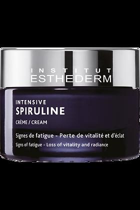 Crème intensif spiruline