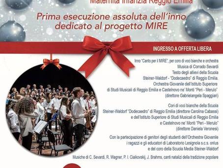 11 dicembre - Canto per il MIRE