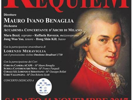 11 novembre REQUIEM in Duomo