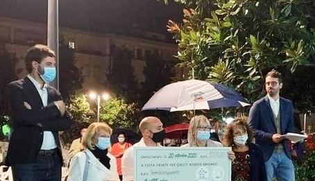 Un pupazzo per il Mire: raccolti 3500 euro a Castellarano