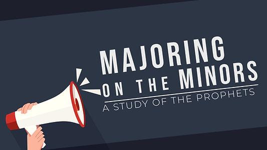 Majoring on the Minors main title.jpg