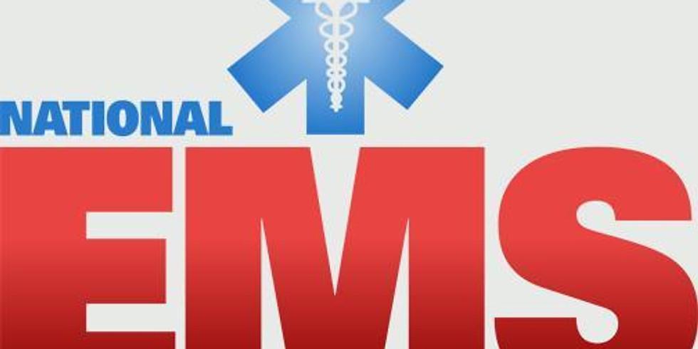 EMS Week Open House
