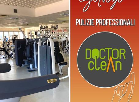 Le migliori palestre a Pistoia: pulizia e sanificazione con DoctorClean Professional