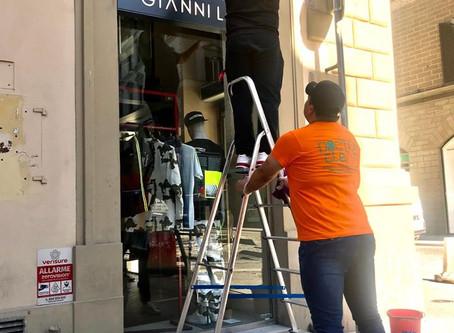 Miglior negozio casalinghi di Arezzo? Le migliori soluzioni per la pulizia delle vetrine