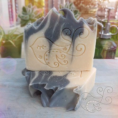 Mud Magnet Soap Bar (Cedar & Black Pepper)