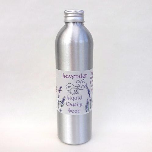 Lavender Liquid Soap (Lavender) 250ml