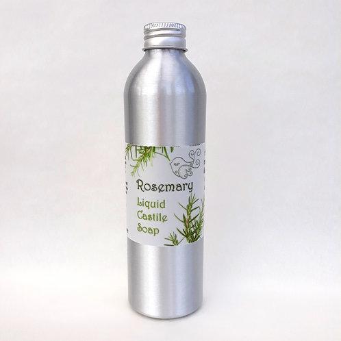 Rosemary Liquid Soap (Rosemary) 250ml