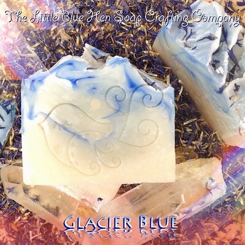 Glacier Blue Soap Bar (Peppermint & Rosemary)