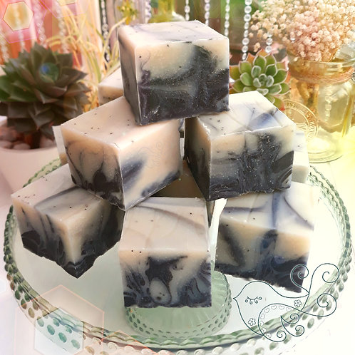 Mud Magnet Soap Bar (Siberian Fir & Cedar)