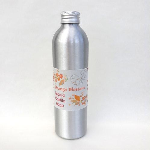 Orange Blossom Liquid Soap (Neroli & Bergamot) 250ml