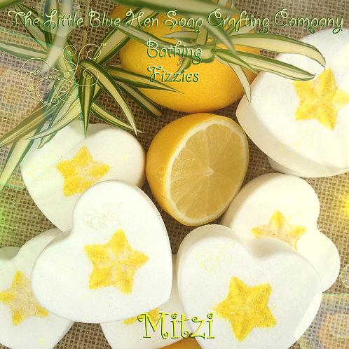 Mitzi Bathing Fizzy (Lemon)