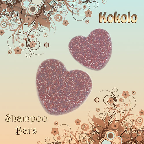 Kokolo Shampoo Bar (Chocolate)