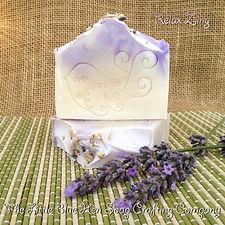 Lavender Orange Vegan Soap