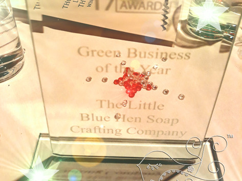 Green Business Of The Year Award!