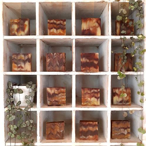 Sacred Spice Soap Bar (Orange Cinnamon Clove)