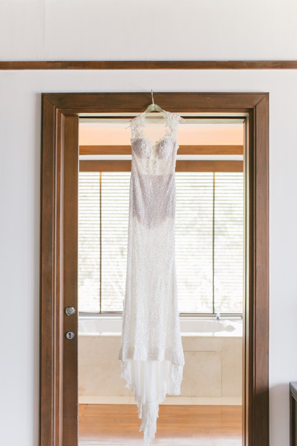 Lian Rokman dress from The Wedding Gown.