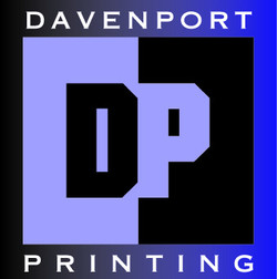 Davenport Block Logo purple