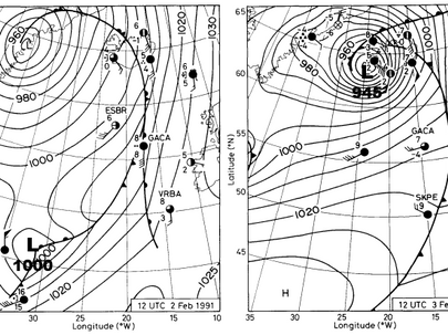 """The """"Greenhouse Low"""": A benchmark European Windstorm?"""