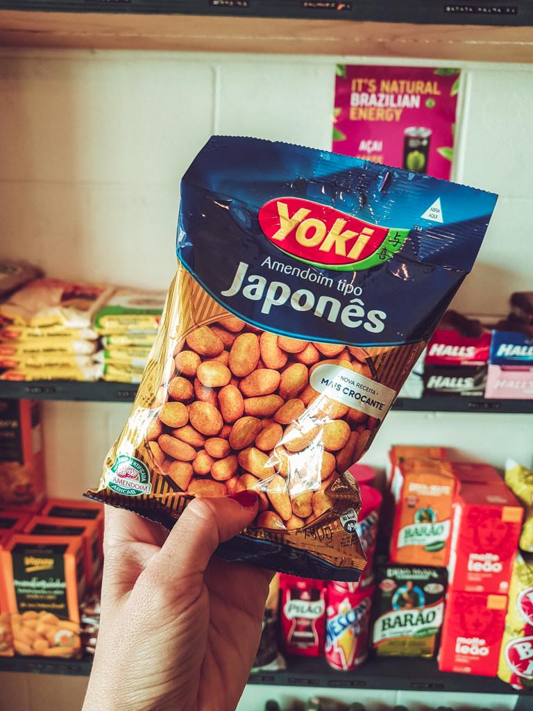 Amendoim Japonês Yoki