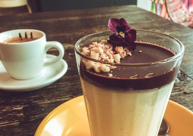 Cupuaçu & Dark Chocolate Mousse