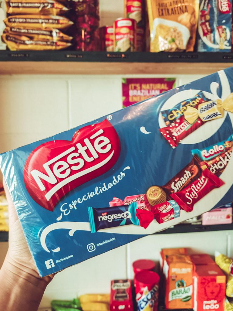 Especialidades Nestlé
