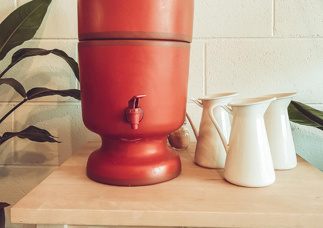 Ceramic Water Filter