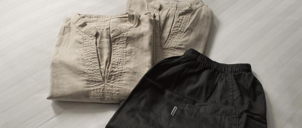 エジプト綿のナイトウェア